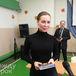 Звезда «Уральских пельменей» Юлия Михалкова провела в Нижнем Тагиле урок литературы