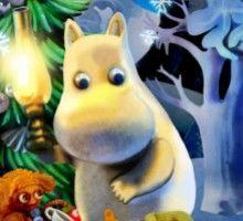 Мультфильм «Муми-тролли и зимняя сказка»