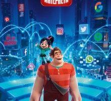 Мультфильм «Ральф против интернета»