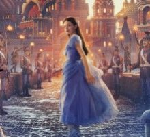 Фильм «Щелкунчик и четыре королевства»