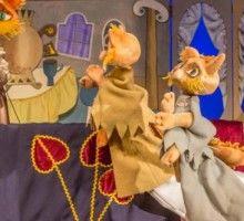 Кукольный спектакль «Кошкин дом»