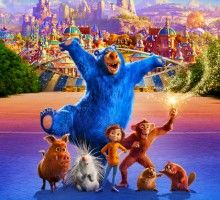 Мультфильм «Волшебный парк Джун»
