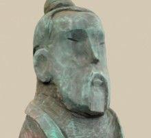 Выставка скульптора Александра Иванова «Материя осмысления»