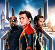 Фильм «Человек-паук: Вдали от дома»
