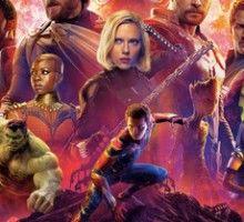 Фильм «Мстители: Война бесконечности»