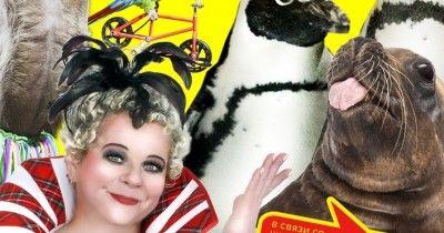 Цирковое представление «Пингвин шоу»