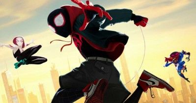 Мультфильм «Человек-паук: Через вселенные»