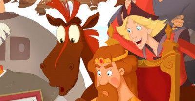 Мультфильм «Три богатыря и Наследница престола»