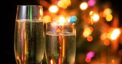 Игристые вина к главному празднику
