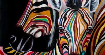 Мастер-класс по живописи на свободную тему