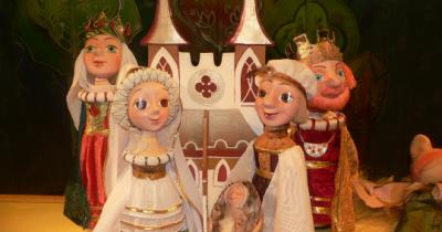 Спектакль «Принцесса Крапинка, или ведьма и все прочие»