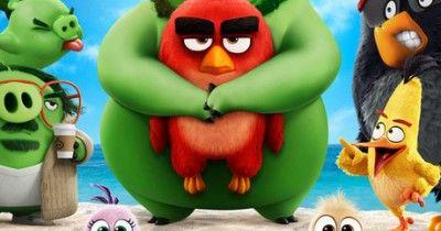 Фильм «Angry Birds 2»