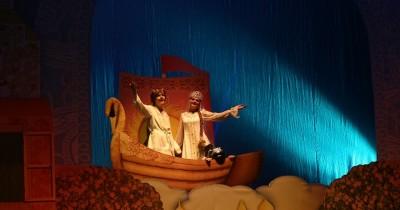 Спектакль «Летучий корабль»