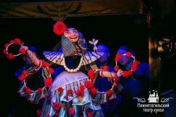 Спектакль «Кукольный голос»