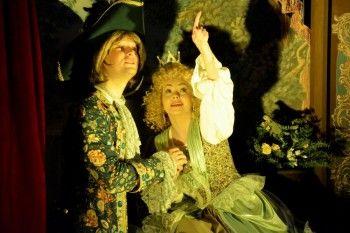 Спектакль «Принцесса и горошина»