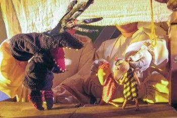 Спектакль «Зоки и Бада»