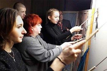 Московские кукольники провели мастер-класс для тагильских артистов