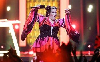 Победительницей «Евровидения» стала певица из Израиля