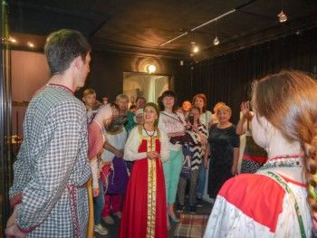 В музее-заповеднике расскажут о свадебных традициях тагильчан XIX века