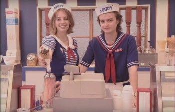 Netflix представил тизер третьего сезона «Очень странных дел» с дочерью Умы Турман
