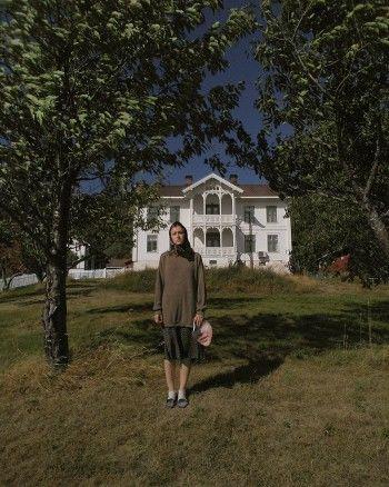 Художница из Нижнего Тагила стала первой россиянкой, приглашённой в известную арт-резиденцию Норвегии