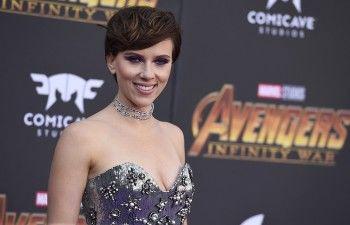 Скарлетт Йоханссон заняла первую строчку в рейтинге самых высокооплачиваемых актрис
