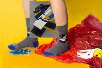 Ноги как искусство. Екатеринбургский музей выпустил носки со знаменитыми картинами