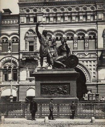Государственный исторический музей просит россиян скинуться на реставрацию памятника Минину и Пожарскому в Москве