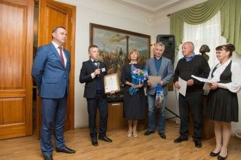 13-летний Егор Ермаков получил премию Аммоса Черепанова
