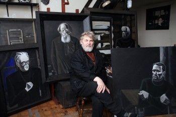 Произведения московского художника Игоря Обросова покажут в Нижнем Тагиле