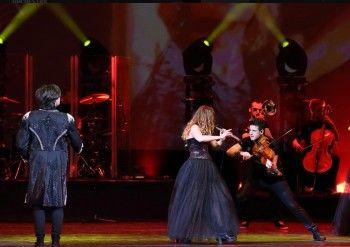 Танцующий симфонический оркестр сыграет в Нижнем Тагиле хиты Queen и Rammstein