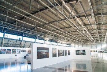 В «Екатеринбург-ЭКСПО» открылся третий Евразийский фестиваль современного искусства