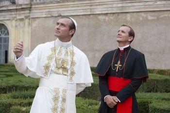 Стала известна дата выхода второго сезона «Молодого папы»