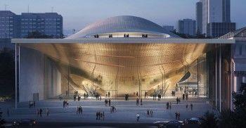 Бюро легендарного архитектора Захи Хадид будет проектировать концертный зал Свердловской филармонии