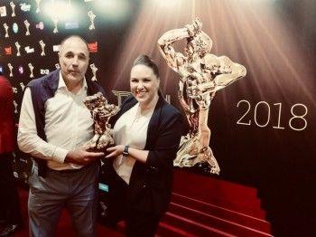 «Уральские пельмени» получили ТЭФИ как лучшее юмористическое шоу