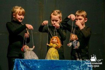 В театре кукол Нижнего Тагила ищут актёров-школьников