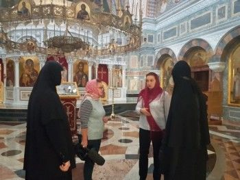 В Екатеринбурге начались съёмки документального фильма о царских слугах для Первого канала