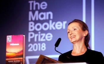 Букеровскую премию получила автор из Северной Ирландии