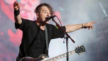Вадим Самойлов готовит новый альбом для «Агаты Кристи»