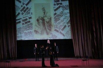 В Нижнем Тагиле петербургские артисты рассказали о мистике в жизни Николая II