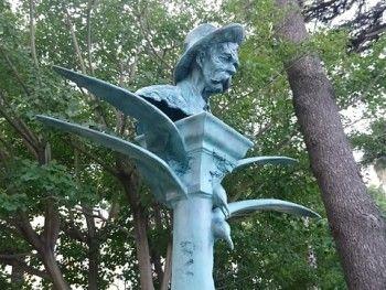 В Сорренто открыли памятник Максиму Горькому