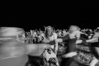 Проект тагильского фотографа о неоязычниках опубликовала The Washington Post