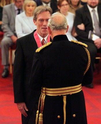 Звезда «Доктора Хауса» стал кавалером ордена Британской империи