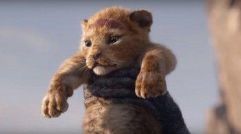 В сети появился тизер ремейка культового мультфильма «Король Лев»