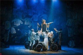 В День инвалидов в драматическом театре на сцену выйдут актёры с ограниченными возможностями