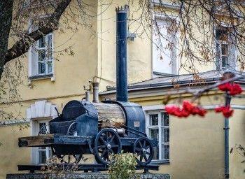 Паровоз тагильских инженеров Черепановых покажут в музее Бреста