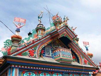 Резной терем кузнеца Кириллова могут признать культурным памятником