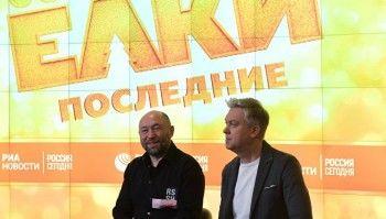 Тимур Бекмамбетов превратит кинофраншизу «Ёлки» в телесериал