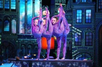Маленькие гимнастки из Нижнего Тагила вышли в финал конкурса «Синяя птица»