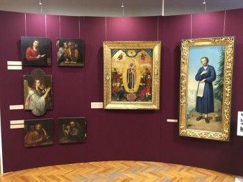 В музей-заповедник вернулись после реставрации четыре иконы из снесённой усыпальницы Демидовых